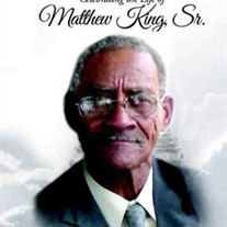 Mr. Matthew King