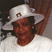 Mrs. Albirta Rayford Lyons