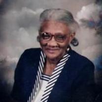 Mrs. Willie Mae Overton Underwood