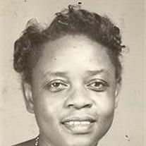 Mrs. Flossie Cunningham Warren