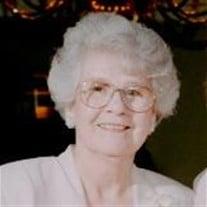 Margaret Milam Mann