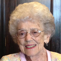 Marjorie Mae Satterly