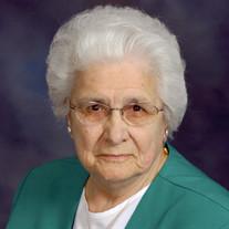 Wava Elizabeth Ronk