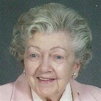 "Mrs. Beaula ""Billie"" Denton Williams"