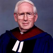 Reverend John  Franklin McCleary Jr.