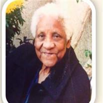 Bertha Mae  Bratcher Vance