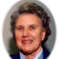 Marjorie Edna Lewis