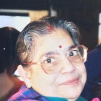 Mrs. Bibha Bhattacharyya