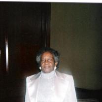 Clara Bell  Williams