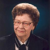 Doris Viola Ohman