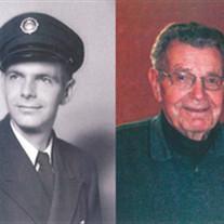 """Leonard E. """"Bud"""" Staeger"""