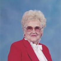 Beulah Wayne Glasscock