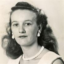 Mrs. Doris Jacobs Bynum