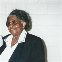 Ms. Lillian Mae Langley-Cabell