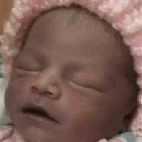 Baby  Malaysha Aresia Crump