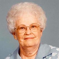 Gladys Mae Hackensmith