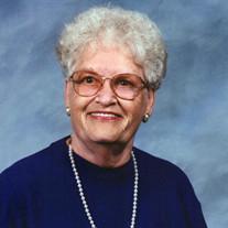 Mrs. Anna McMinn Hensley