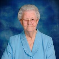Mrs. Alline Jordan