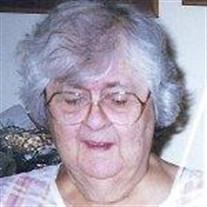 Helen Frances Tucker