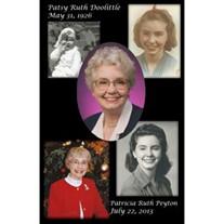 Patricia Ruth Peyton