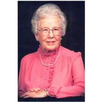 Beryl Moore Woodward