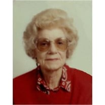 Adeline M. Steele
