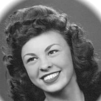 Mrs. Betty Jane [nee Geldbach] Hagenbrok
