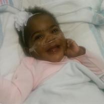 Baby Alivia Amire Davis