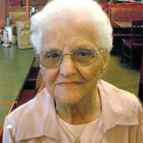 Velva Madge Baker