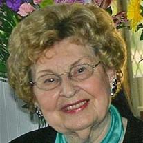 Mrs. Mary Elizabeth Waggoner