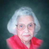 Mrs. Mary Edith Hardin Reese