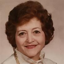 """Mrs.  Hyacinth  """"Dora"""" Morano"""