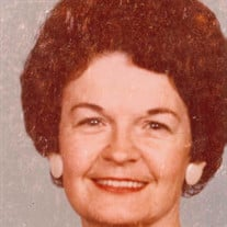 Mrs. Mary Elizabeth Brown