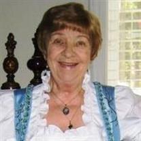 Ruth Elizabeth Waltz