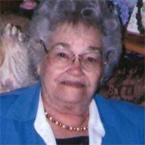 Mary Frances Brockman Joplin