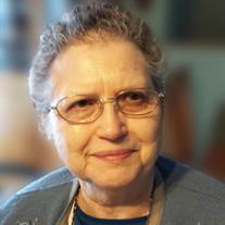 Marcella Frances Belanger