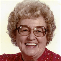 "Helen ""Nanny"" Louise  Vandergriff"