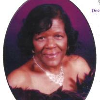 Mrs. Alma R. Allen