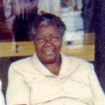 Mrs. Freddie M. Miles