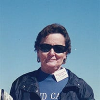 Betty Jo Crawford