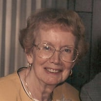 "Elizabeth ""Bette"" Mae Reynolds"