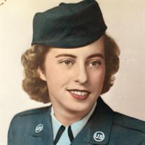 """Mildred H. """"Millie"""" Romer Baltes"""