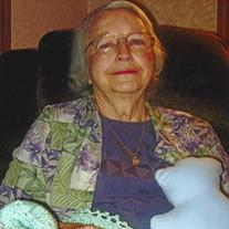 Betty Jean Vasper