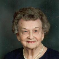 Marjorie May McKinzie