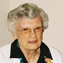 Sr. Marjorie Vangsness OP