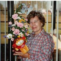 Geraldine Dumas