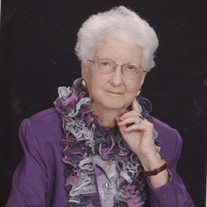 Mrs. Edna Reynolds Auman