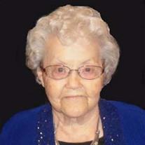 Alma June Hager