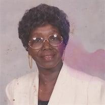 Mrs. Sarah F. Stanback