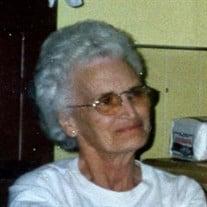 Mrs. Cleo Elizabeth Hickman